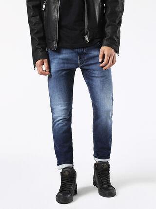 KROOLEY LONG JOGGJEANS 0674Y, Blue jeans