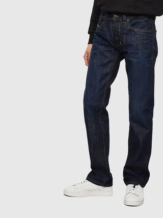 LARKEE 0806W, Blue jeans