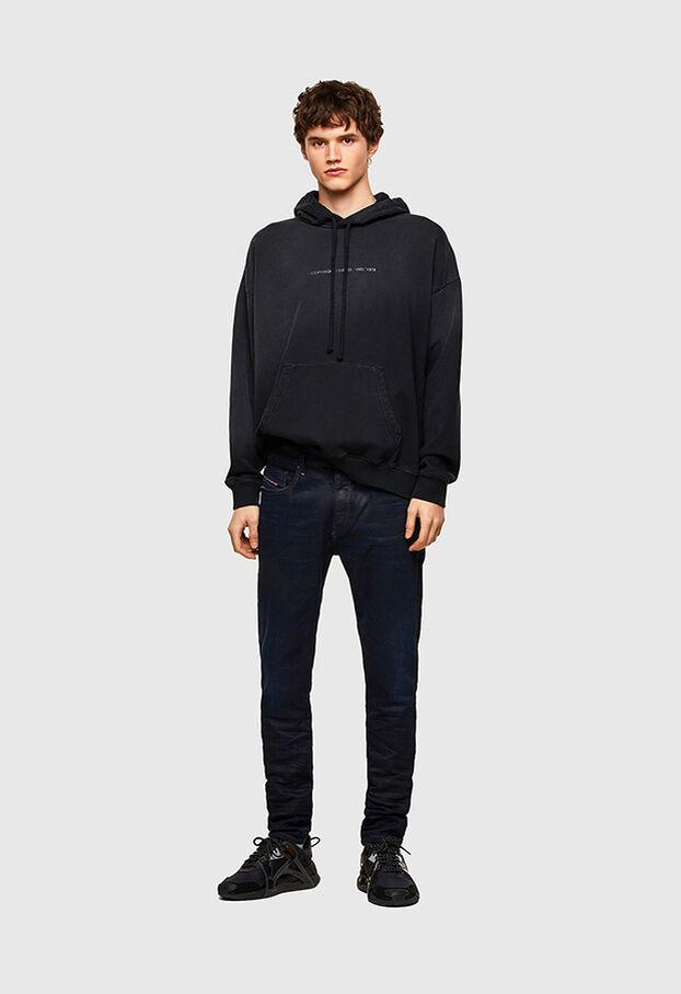 D-Strukt JoggJeans® 069RW, Dark Blue - Jeans