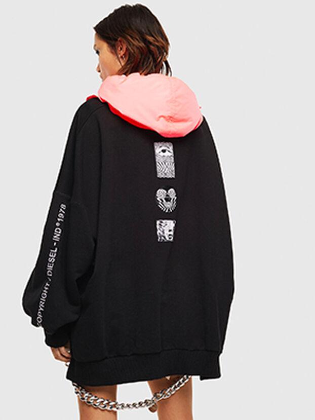 F-JUSTIN, Black - Sweaters