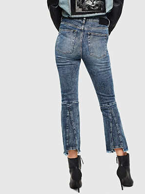 D-Earlie 0098W, Medium blue - Jeans