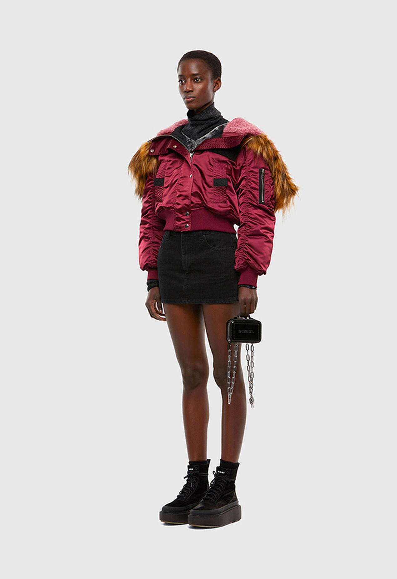 W-SAMOEI, Plum - Winter Jackets