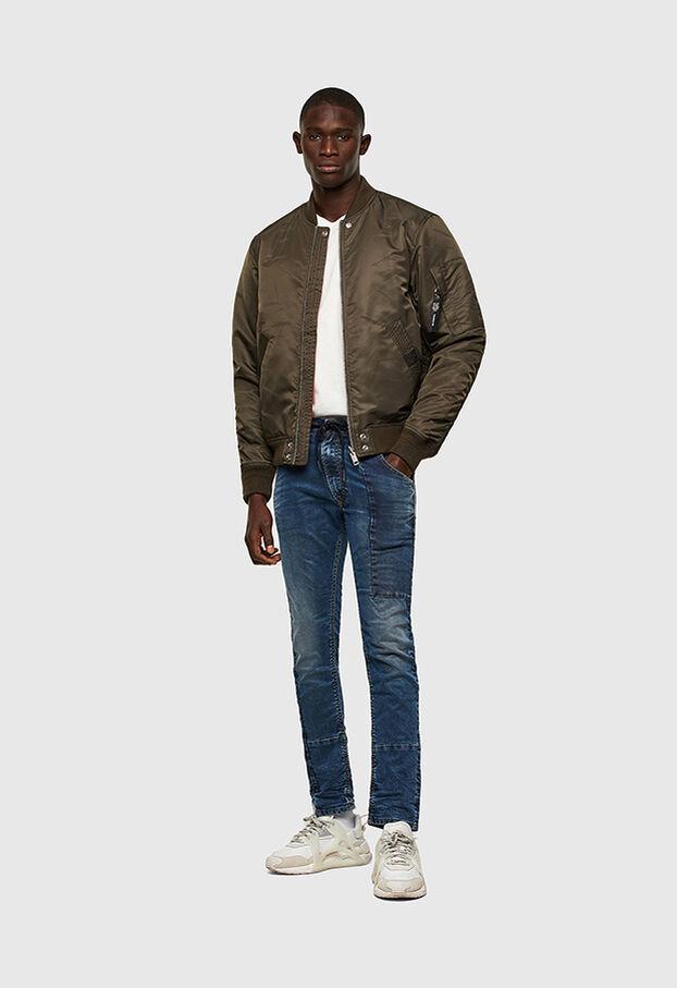 KROOLEY JoggJeans® 069TX, Medium blue - Jeans