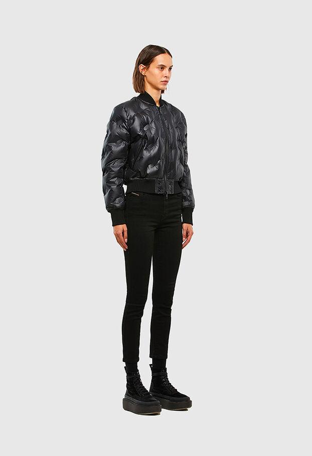 W-AVALES, Black - Winter Jackets
