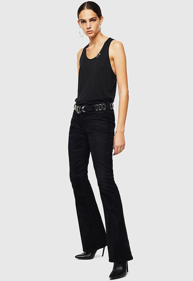 D-Ebbey 0091I, Black/Dark grey - Jeans