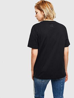 T-HUSTY, Black - T-Shirts