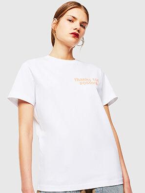 T-DIEGO-J20, White - T-Shirts