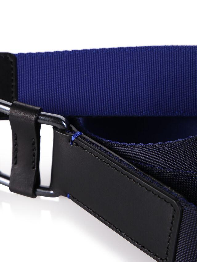 B-S18-1, Black/Blue