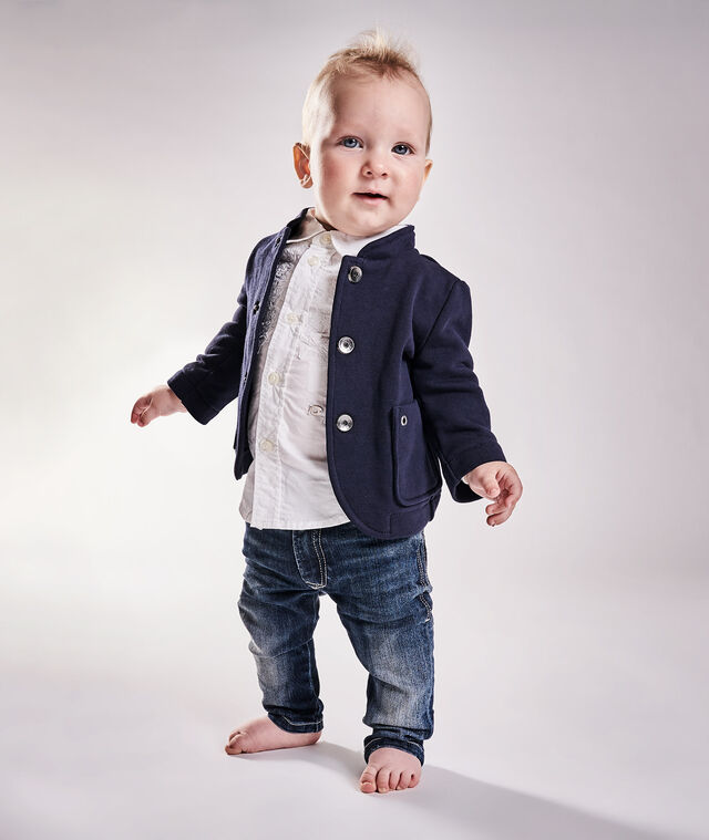 SLEENKER-B, Blue Jeans