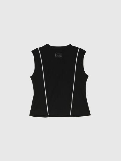 Diesel - TGARTH, Black - T-shirts and Tops - Image 2