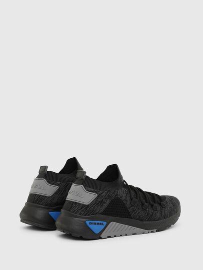 Diesel - S-KB ATHL LACE, Black - Sneakers - Image 3