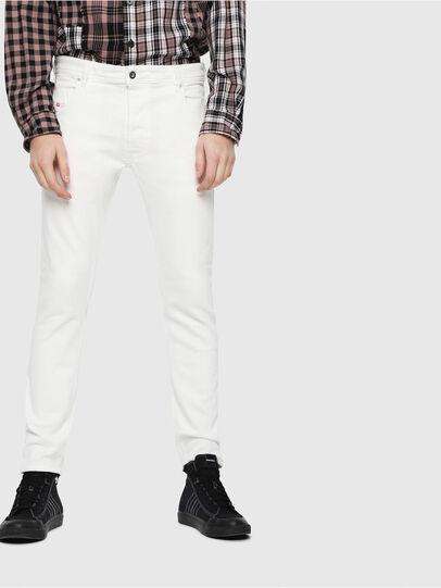 Diesel - Krooley JoggJeans 088AZ, White - Jeans - Image 1