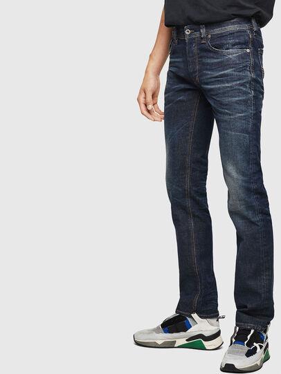 Diesel - Larkee 084ZU, Dark Blue - Jeans - Image 5