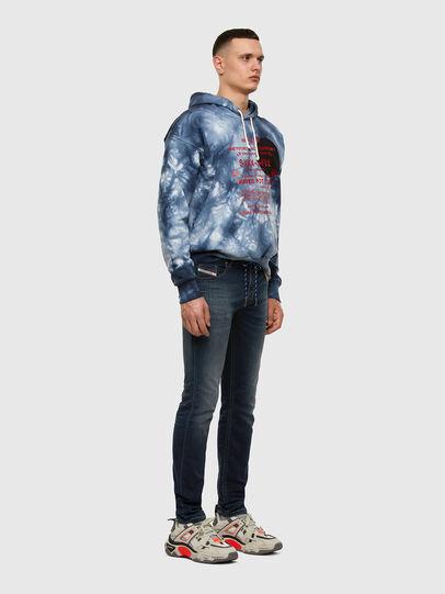 Diesel - Thommer JoggJeans® 069NE, Dark Blue - Jeans - Image 5