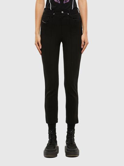 Diesel - P-CUPERY, Black - Pants - Image 1