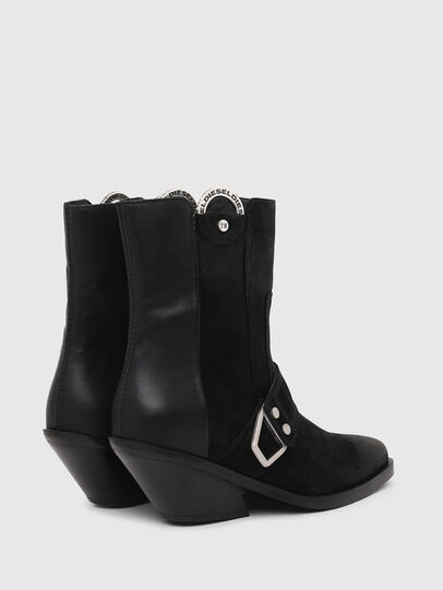 Diesel - D-GIUDECCA MAR,  - Ankle Boots - Image 3