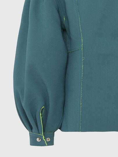 Diesel - G-ALBA, Water Green - Jackets - Image 5