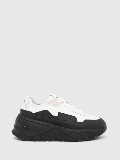 Diesel - S-HERBY LC, Black/White - Sneakers - Image 1