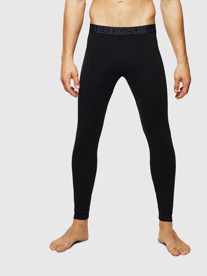 Diesel - UMLB-LEGMEN, Black - Pants - Image 1