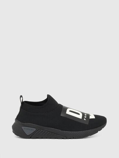 Diesel - S-KB SL III, Black - Sneakers - Image 1
