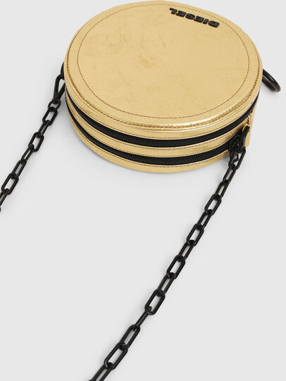 Diesel - OPHITE CHAIN, Gold - Crossbody Bags - Image 6