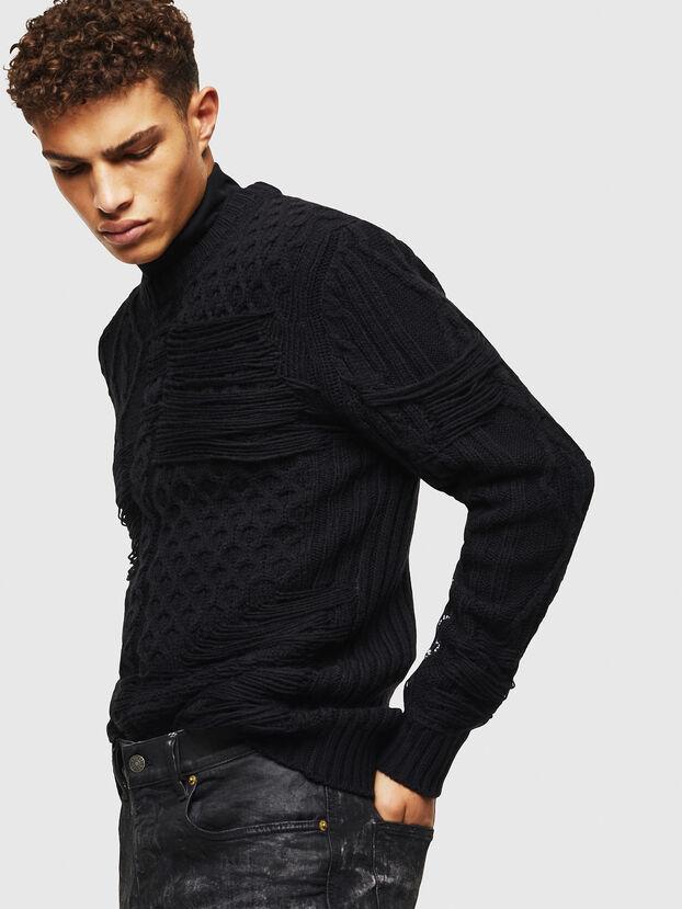 K-BRIGLY,  - Knitwear