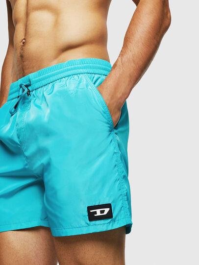 Diesel - BMBX-CAYBAY, Azure - Swim shorts - Image 3