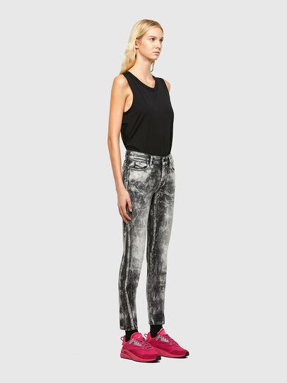 Diesel - S-SERENDIPITY LC W, Pink Fluo - Sneakers - Image 7