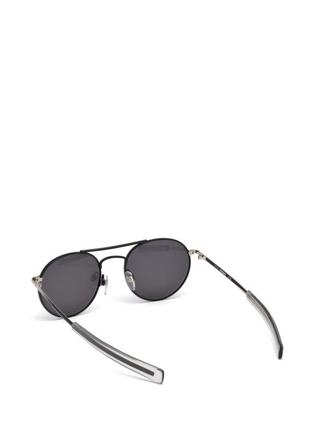 Diesel - DL0220, Black - Eyewear - Image 2