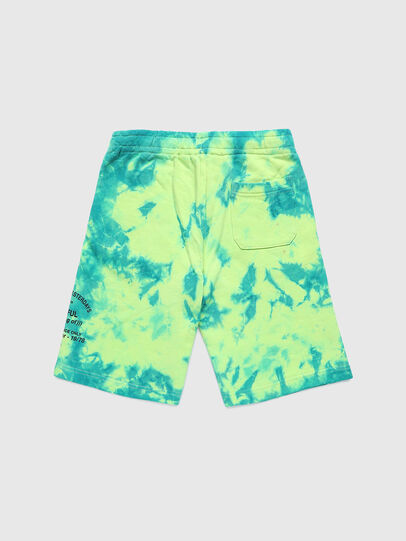 Diesel - PROLLY, Green Fluo - Shorts - Image 2