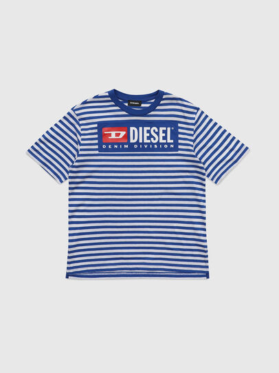 Diesel - TVIKTOR OVER,  - T-shirts and Tops - Image 1