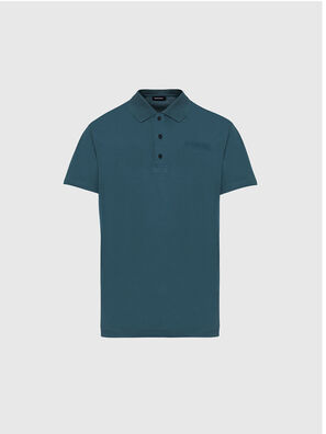 T-WARREL, Water Green - Polos