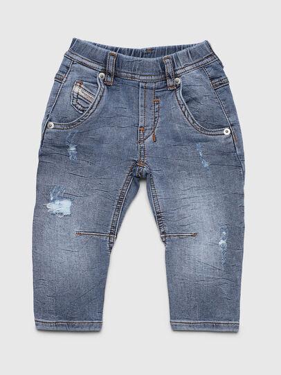 Diesel - FAYZA JOGGJEANS B-N, Light Blue - Jeans - Image 1