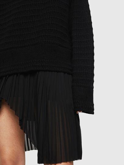 Diesel - MELLEY, Black - Knitwear - Image 5
