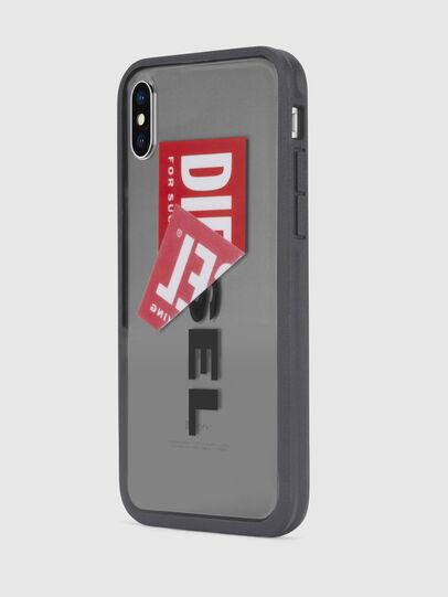 Diesel - STICKER IPHONE X CASE,  - Cases - Image 3