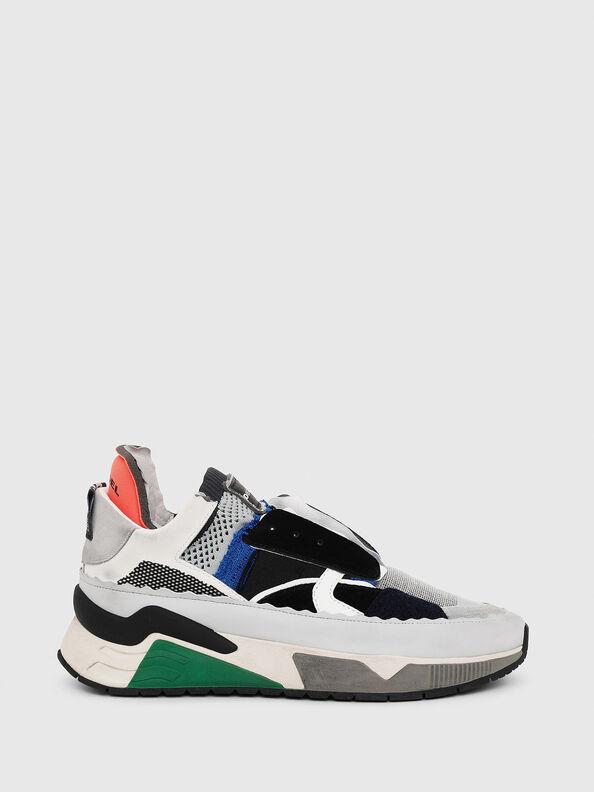 S-BRENTHA DEC, White - Sneakers