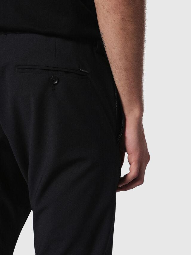 Diesel - P-OLIVERY, Black - Pants - Image 5