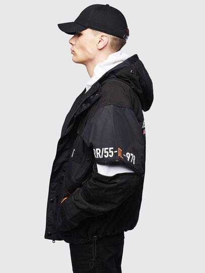 Diesel - J-REED, Black - Jackets - Image 5
