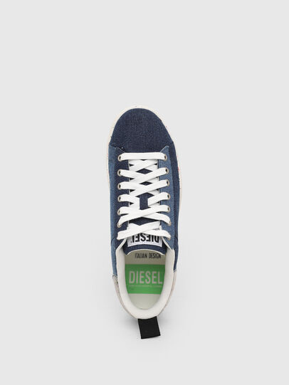 Diesel - S-CLEVER LOW LACE, Blue - Sneakers - Image 5