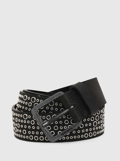 Diesel - B-HEAVY, Black - Belts - Image 2