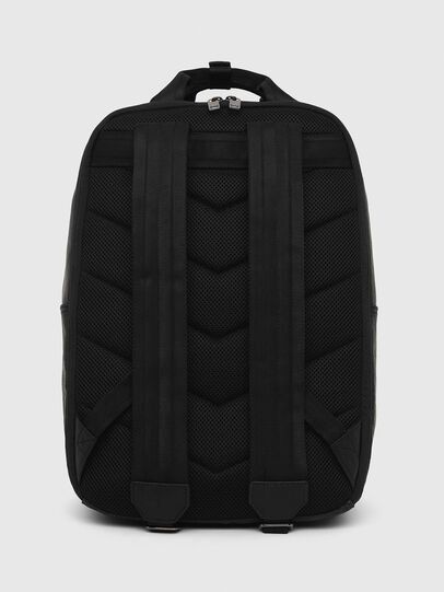 Diesel - GINKGO PP, Black - Backpacks - Image 2