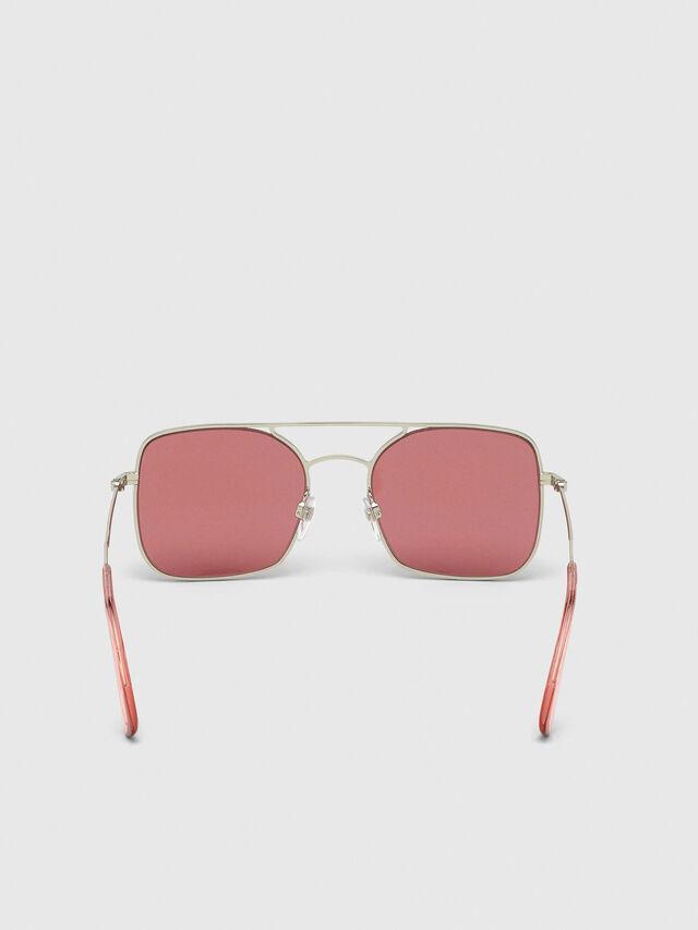 Diesel - DL0302, Pink/Black - Sunglasses - Image 4
