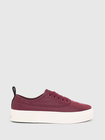 Diesel - S-VANEELA LOW, Bordeaux - Sneakers - Image 1