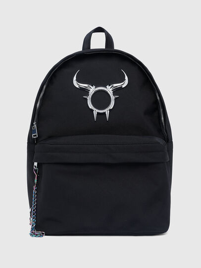 Diesel - CL - DHORIAN - BACKP, Black - Backpacks - Image 1