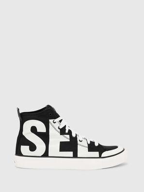 S-ASTICO MC, Black/White - Sneakers