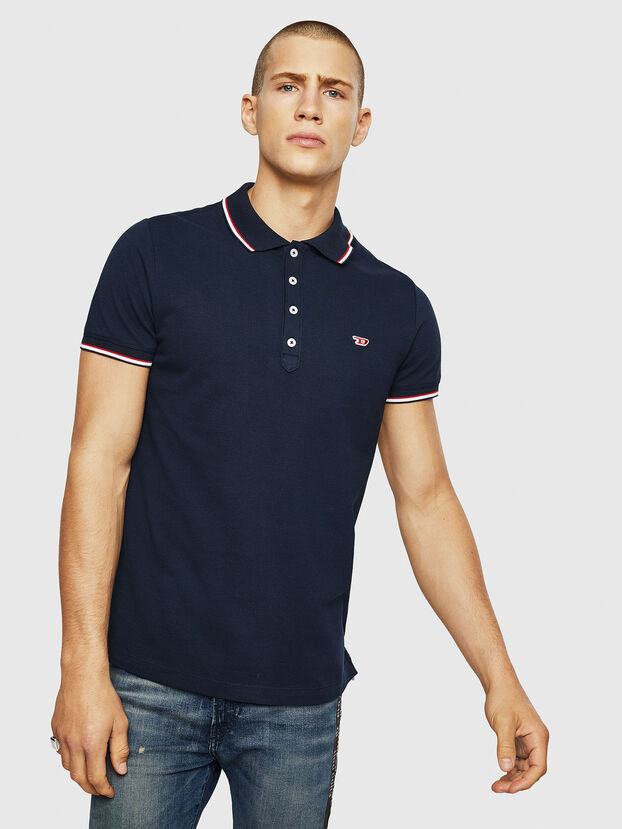 T-RANDY-NEW, Dark Blue - Polos