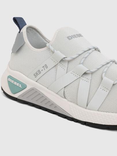 Diesel - S-KB WEB LACE, Azure - Sneakers - Image 4
