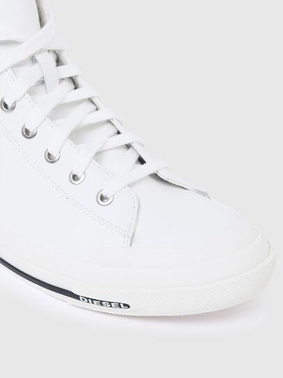Diesel - S-ASTICO MID CUT, White - Sneakers - Image 5