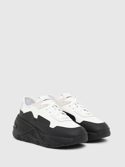 Diesel - S-HERBY LC, Black/White - Sneakers - Image 2