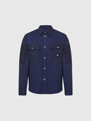 S-AUSTIN, Blue - Shirts